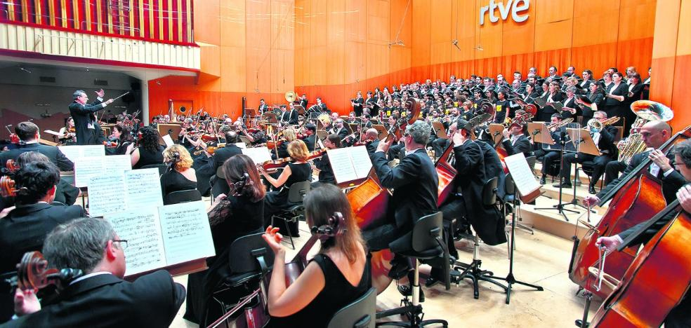 La 'Champions' de la música juega en RTVE