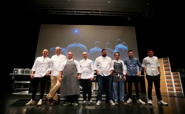 La alta cocina granadina se congrega en Granada Gourmet