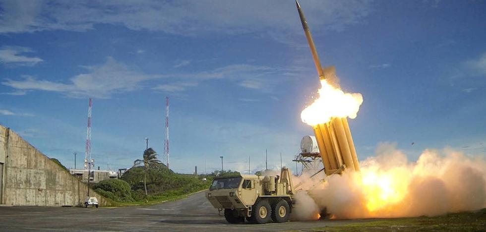 EE UU aprueba la venta de su escudo antimisiles a Arabia Saudita