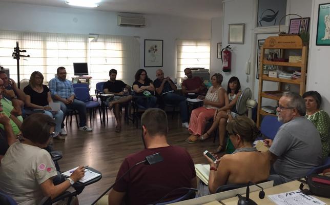 La plataforma por la defensa de la sanidad pública en Jaén se marca objetivos y no descarta nuevas movilizaciones
