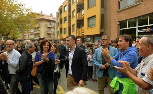 El consejero de Empresa de la Generalitat pide a Puigdemont «que pare máquinas»