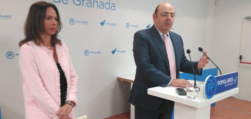 El PP pide a C's que no busque excusas y desaloje a Cuenca