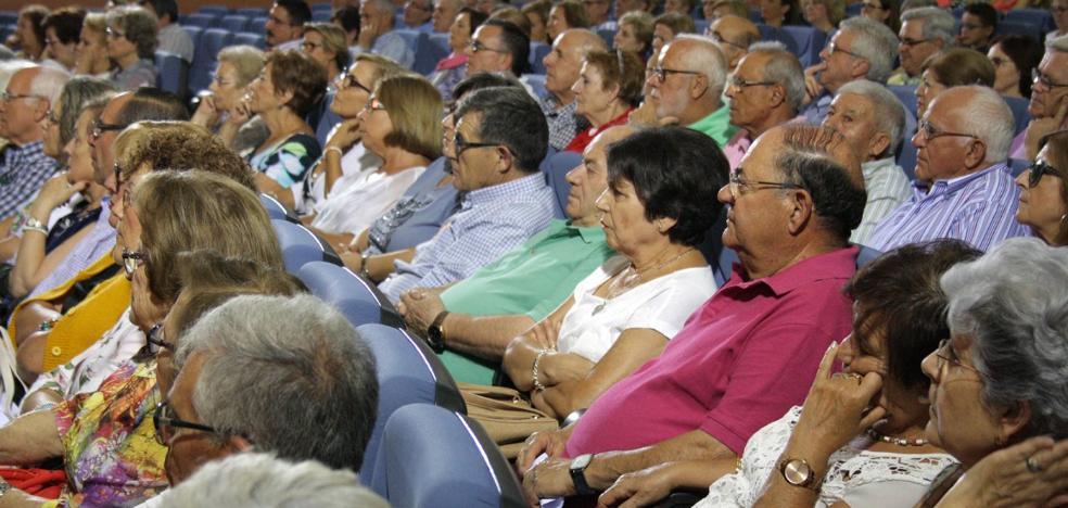 Comienza el curso universitario para más de 600 mayores de la provincia