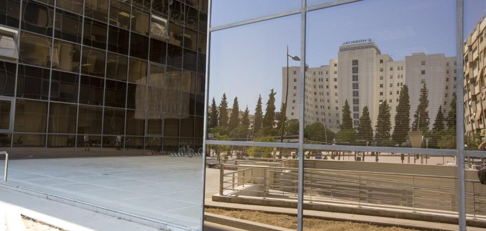 El Ayuntamiento de Granada apuesta para revitalizar Beiro con una ciudad de la justicia