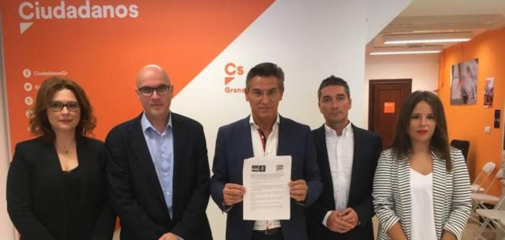"""C's rechaza la moción de censura del PP al tener """"seis concejales imputados"""""""