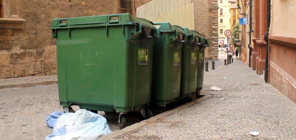 Casi un centenar de sanciones por tirar mal la basura
