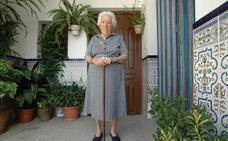 Muere a los 101 años la 'abuela de la Alpujarra'