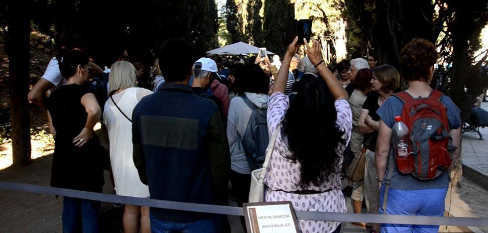 Cómo comprar la entrada a la Alhambra sin guardar colas
