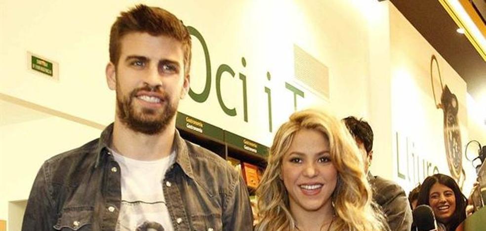 Revelan el momento más complicado de Piqué y Shakira