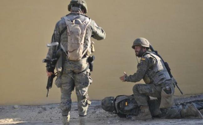 La Brigada de La Legión preparada para su nuevo despliegue en Irak
