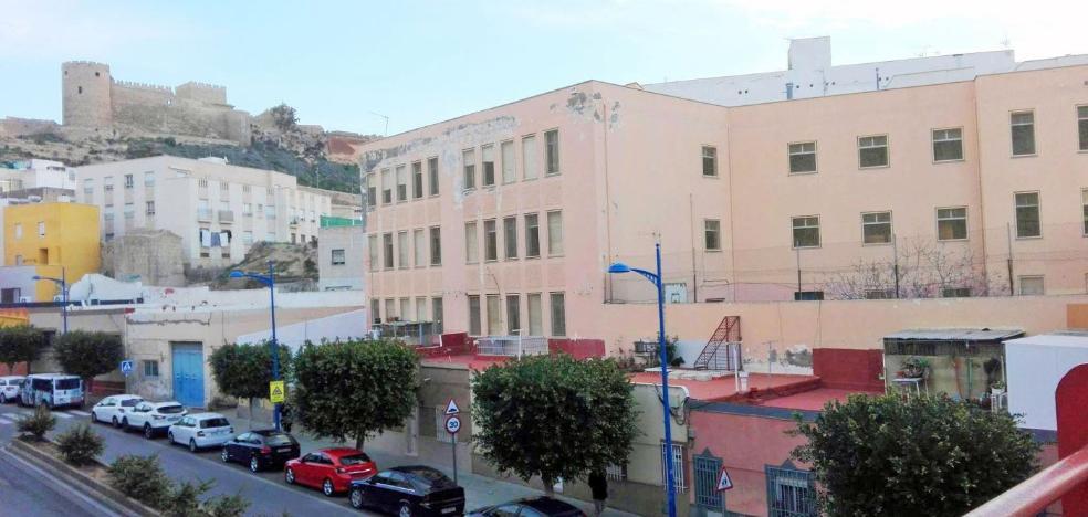 Urbanismo quiere que el antiguo colegio del Socorro sea el «buque insignia» de Pescadería