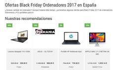 Black Friday 2017: ofertas en consolas, ordenadores, móviles y televisiones