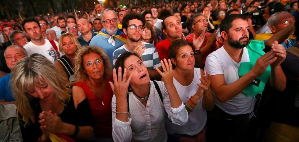La red hace humor con el amago de independencia de Cataluña