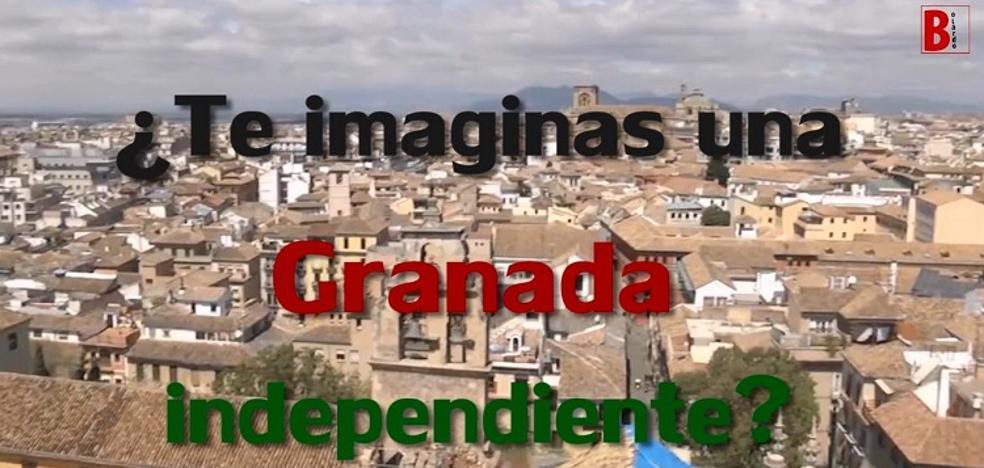 El vídeo que pide una Granada independiente