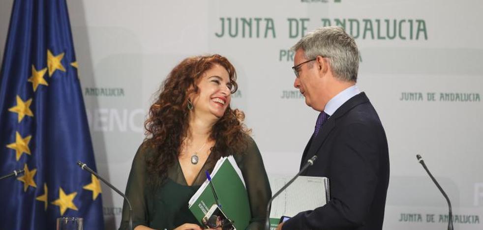 La Junta de Andalucía lanzará una oferta de empleo público de más de 7.000 plazas
