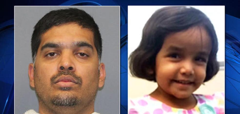 Buscan a una niña de 3 años desaparecida tras castigarla su padre por no beberse la leche