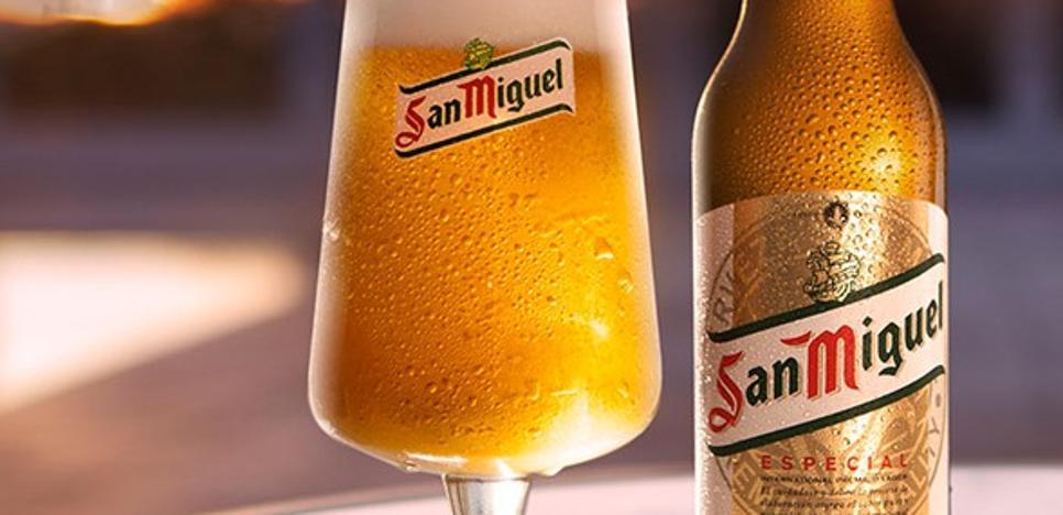 Cervezas San Miguel se va de Barcelona a Málaga