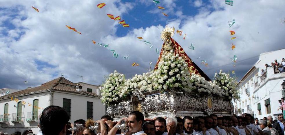 Ugíjar celebra sus ferias y fiestas en honor de la Virgen del Martirio Coronada