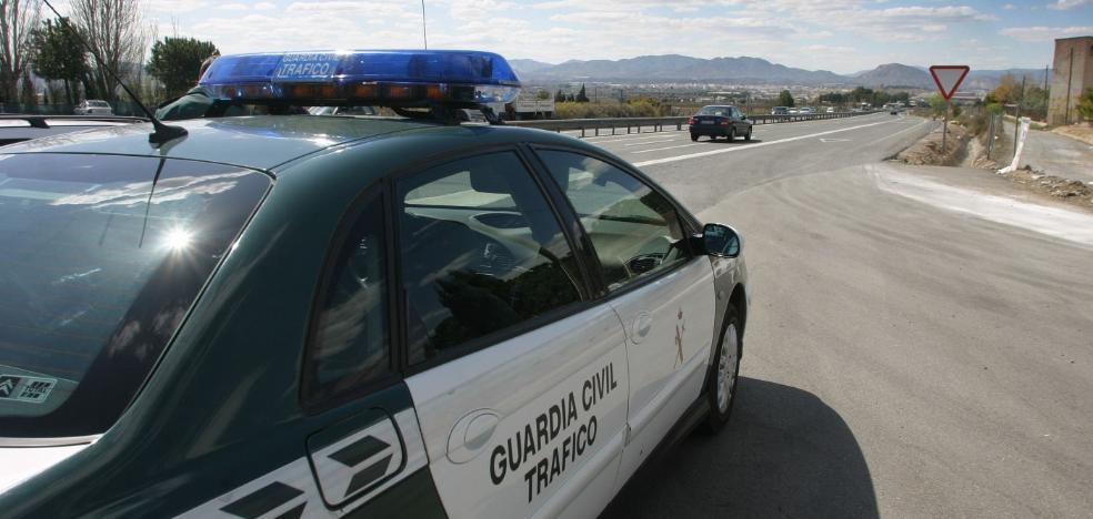 'Cazado' al volante a casi 240 kilómetros por hora en la autovía del Mediterráneo