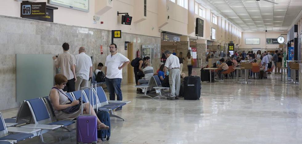 El aeropuerto de Granada-Jaén cerró septiembre con un 24,8% más de pasajeros