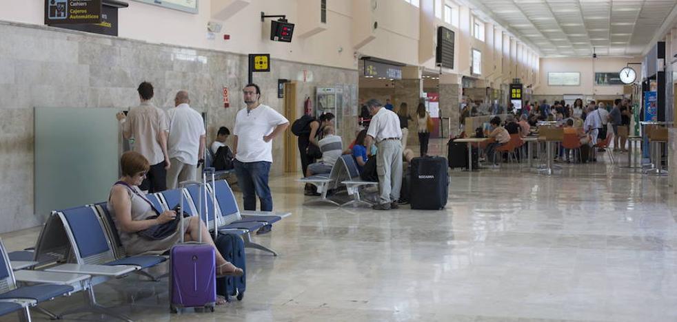 El aeropuerto de Granada cerró septiembre con un 24,8% más de pasajeros