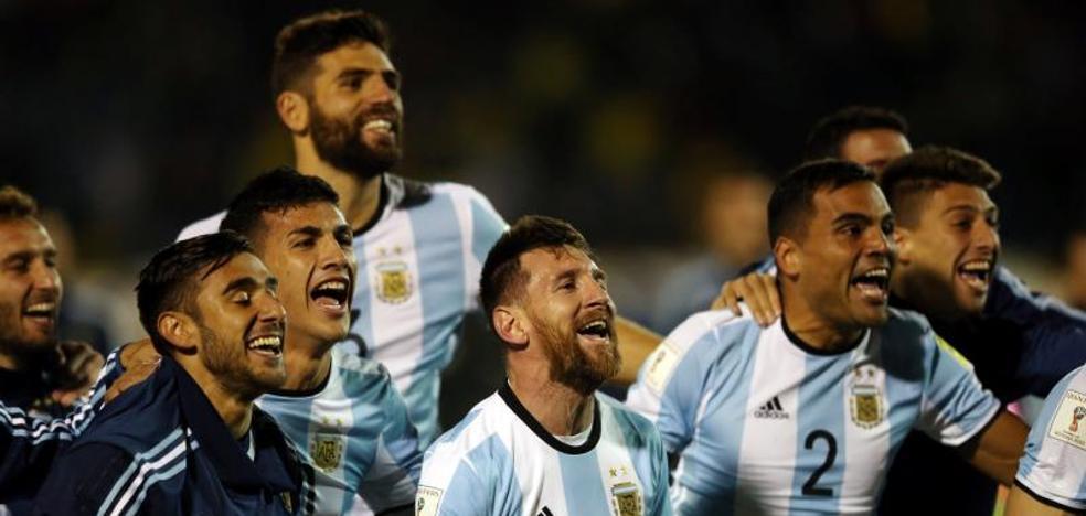 Un recital de Messi clasifica a Argentina para el Mundial