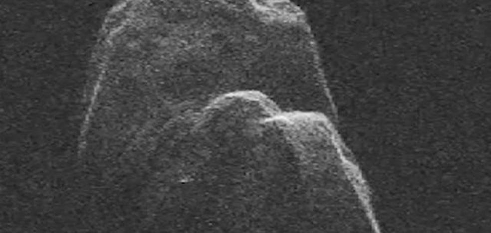 Un asteroide pasará este jueves a una décima parte de la distancia a la Luna