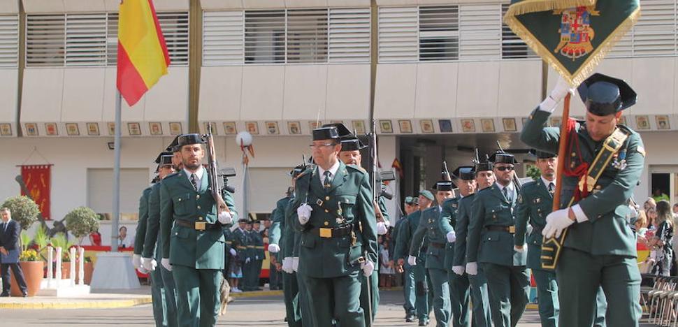 Cientos de personas celebrarán la Patrona de la Guardia Civil en la plaza de la Catedral