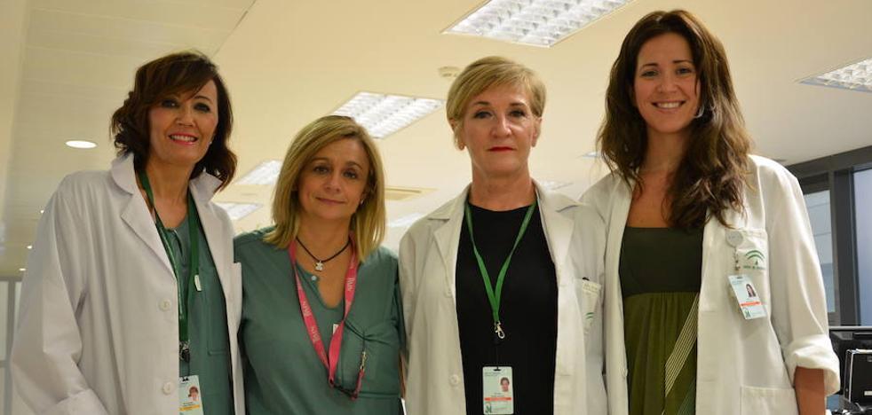 Cuatro sanitarias de Granada atenderán a niños palestinos y sirios en Líbano