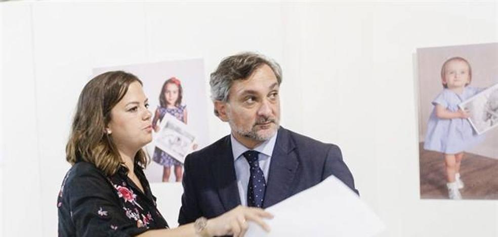 Diputación abre su Patio de Luces a 30 historias de superación en la exposición 'De gramos a kilogramos'
