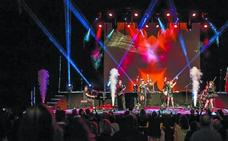 El impresionante espectáculo 'Music Has No Limits' que no puedes perderte en Granada