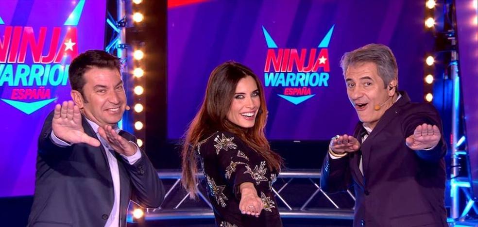 La sorprendente renovación de 'Ninja Warrior' en Antena 3