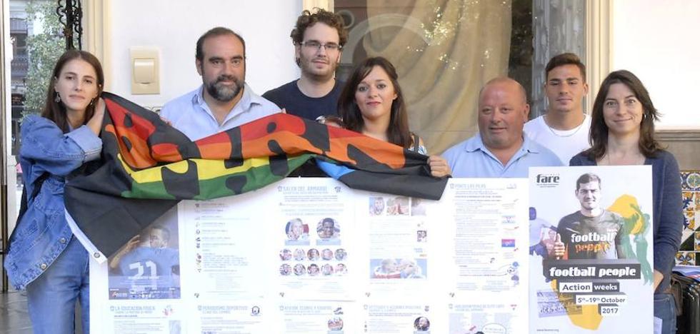 Granada se suma a la celebración del 'Día Internacional para Salir del Armario'