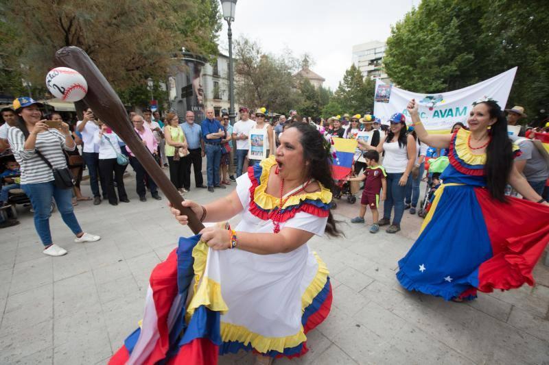 La fiesta del mestizaje en Granada