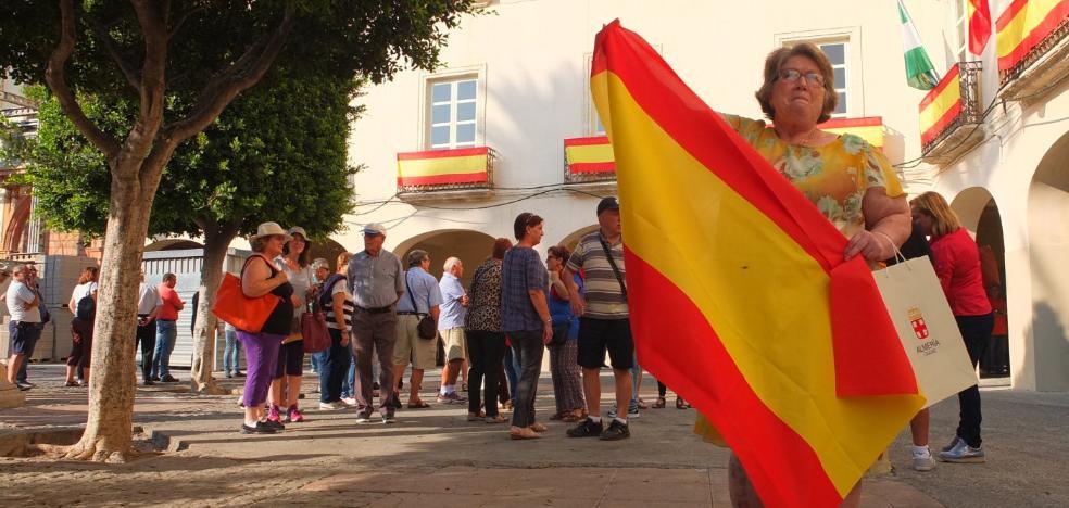 Almería, una ciudad de 'bandera'