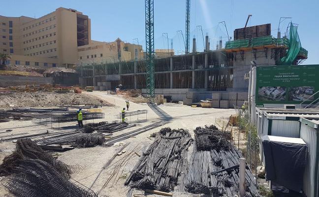 Las cuentas del Gobierno andaluz tiran de la licitación de obra pública