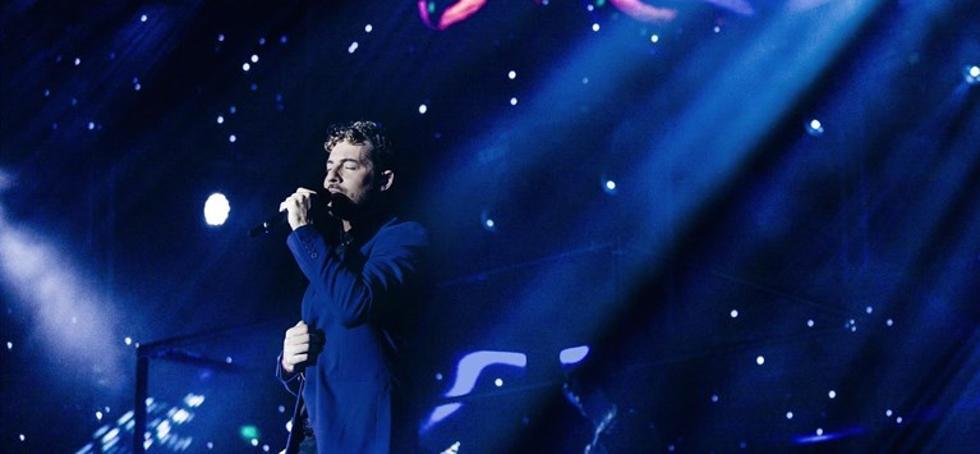 David Bisbal revoluciona las redes con su concierto en Huércal-Overa