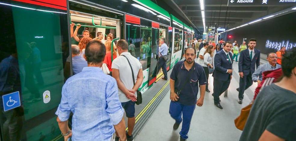 """""""Yo sí"""". ¿Por qué debes coger el Metro?"""