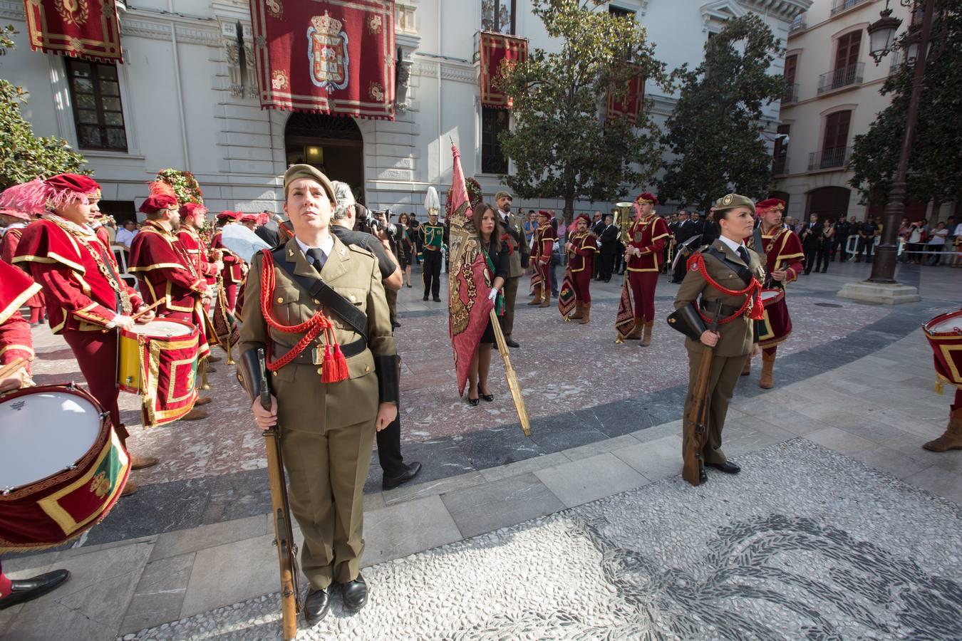 Día de la Hispanidad en Granada