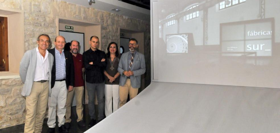 La Fundición de la Tortilla se incluye en una exposición sobre el patrimonio industrial