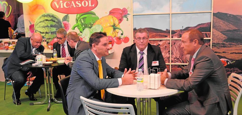 Más de setenta empresas almerienses participarán en la próxima Fruit Attraction