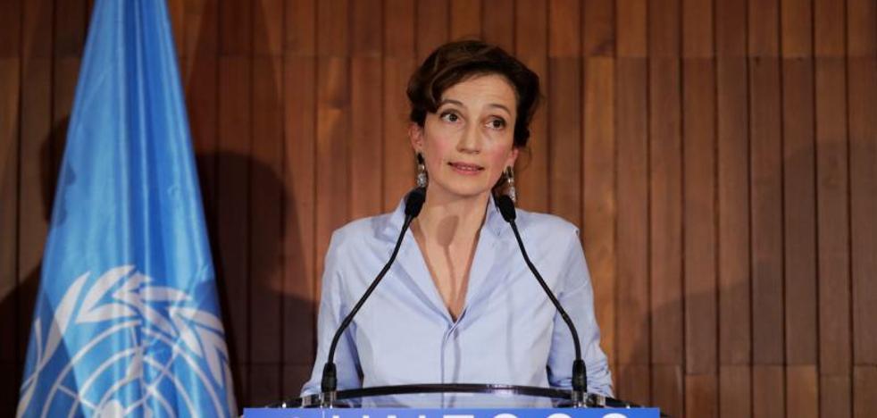 Audrey Azoulay, un cruce de culturas para dirigir la Unesco