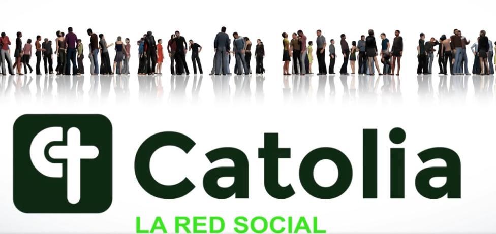 Nace Catolia, la red social para católicos