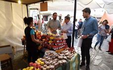 Pampaneira acoge la Feria de Artesanía, Agricultura Ecológica y Turismo de la Alpujarra