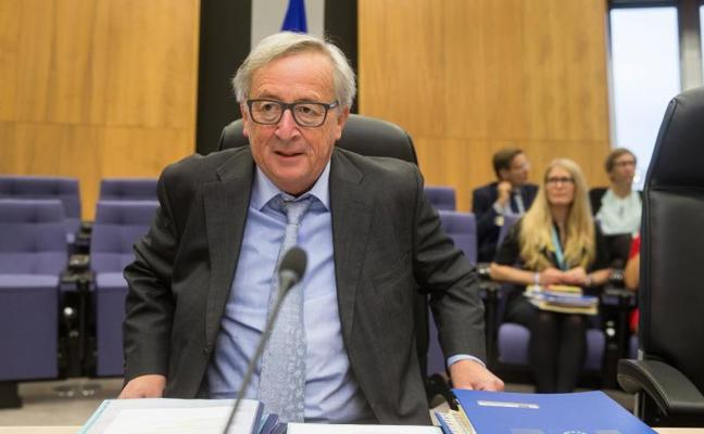 Juncker descarta mediar en Cataluña: «No quiero una Europa de 90 países»
