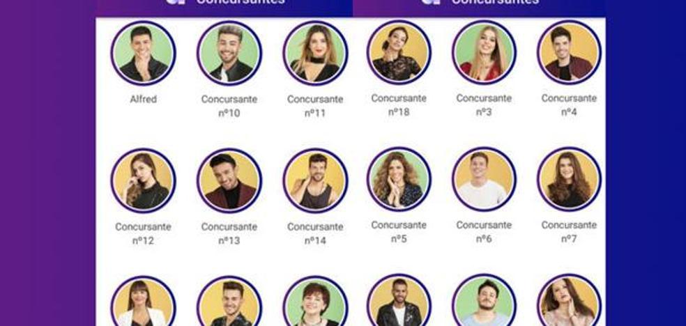 TVE revela por error los 18 concursantes de 'OT 2017' (hay sorpresas)