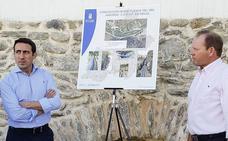 Finalizan las obras de conducción del agua desde la Fuente del Río al abastecimiento urbano en Rágol