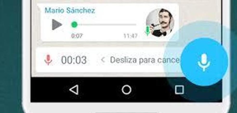 El truco para escuchar los audios de Whatsapp sin que nadie más los oiga