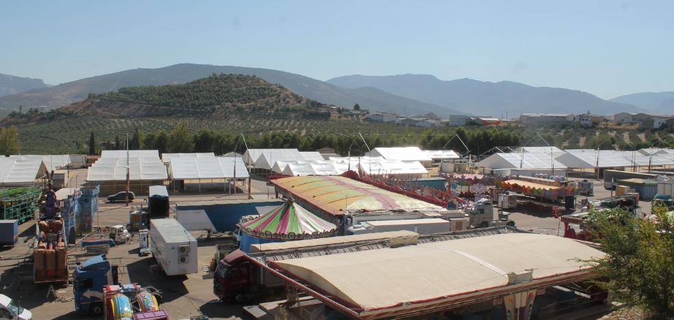 Jaén ya está lista para San Lucas