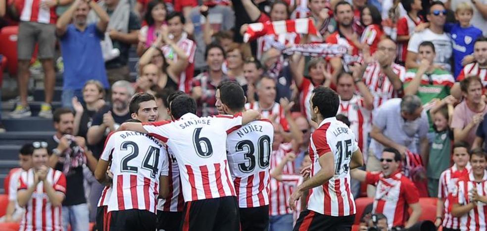 El Athletic cierra su crisis con el triunfo ante el Sevilla de Berizzo